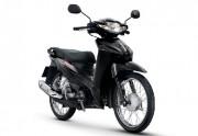 Motorbike Honda Wave 110i New 2016 Black Normal Wheel-01-01