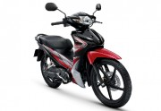 Motorbike Honda Wave 110i New 2016 Black-Red-01