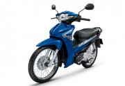 Motorbike Honda Wave 110i New 2016 Blue Normal Wheel-01