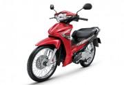 Motorbike Honda Wave 110i New 2016 Red-Black Normal Wheel-01