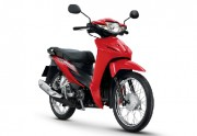 Motorbike Honda Wave 110i New 2016 Red Normal Wheel-01-01