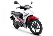 Motorbike Honda Wave 110i New 2016 White-01