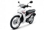 Motorbike Honda Wave 110i New 2016 White Normal Wheel-01-01
