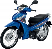 motorbike-honda-wave-125i-blue-front