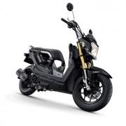 Motorbike-Honda-New-Zoommer-X-Black
