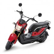 Motorbike-Honda-New-Zoommer-X-Red
