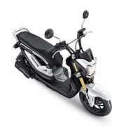 Motorbike-Honda-New-Zoommer-X-White