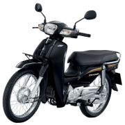 motorbike-honda-dream110i-black-color