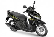 Motorbike Honda Click 125i New Black Green-01