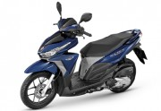 Motorbike Honda Click 125i New Dark Blue-01