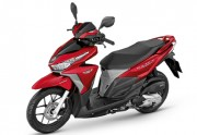 Motorbike Honda Click 125i New Red-01-01