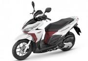 Motorbike Honda Click 125i New White-01