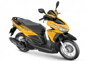 Motorbike Honda Click 125i New Yellow-01