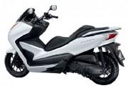 Motorbike Honda Forza 300 White-01