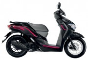Motorbike Honda Moove new 2016 Black Grey-01