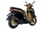 Motorbike Honda Moove new 2016 Brown Black-01-01-01