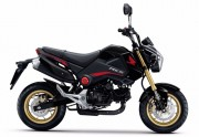 Motorbike Honda Msx 125 2015 Black Feature ฮอนด้า ขอนแก่น มอเตอร์ไบค์