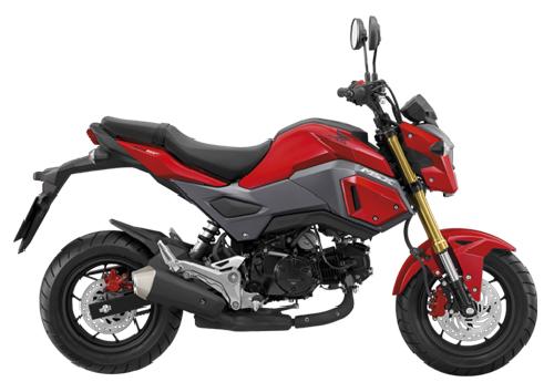 Motorbike Honda Msx 125 2015 Red Feature ฮอนด้า ขอนแก่น มอเตอร์ไบค์ เมืองพล-03-01-01
