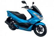 Motorbike Honda PCX 150 New Blue-01