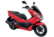 Motorbike Honda PCX 150 New Red-01