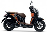 Motorbike Scoopy i Club 12 new 2016 Black 01-01-01-01