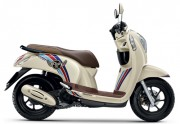 Motorbike Scoopy i Club 12 new 2016 White-01-01